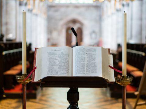 Adult Joke Book: Church Times