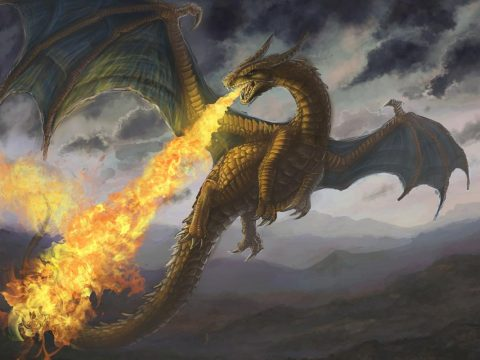 Modern Essays: The Fifty-First Dragon