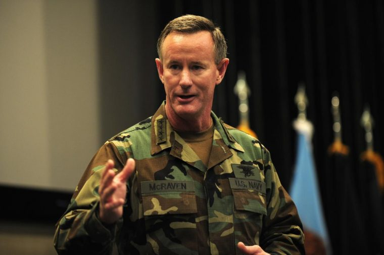 Greatest Graduation Speeches: Admiral William McRaven, University of Texas at Austin (2014)