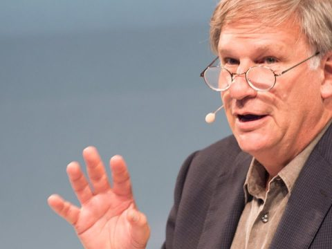 Greatest Graduation Speeches: Robert Krulwich, UC Berkeley Graduate School of Journalism (2011)