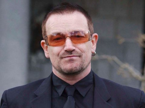 Greatest Graduation Speeches: Bono, University of Pennsylvania (2004)