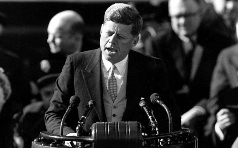 John Fitzgerald Kennedy: Inaugural Address