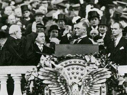 Franklin Delano Roosevelt: First Inaugural Address