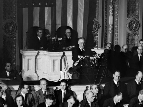 Franklin Delano Roosevelt: Pearl Harbor Address to the Nation