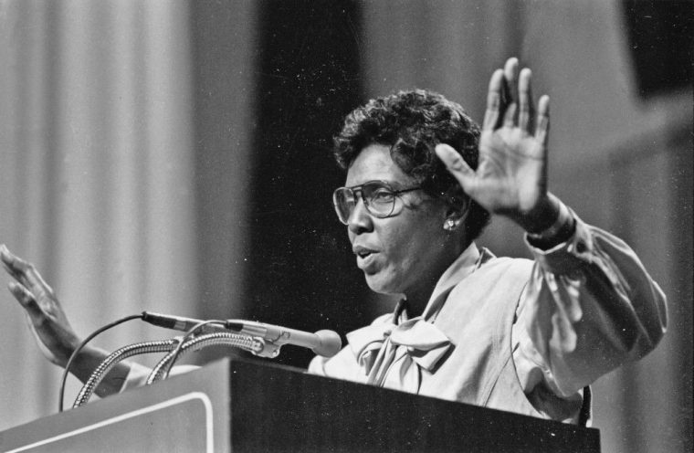 Barbara Charline Jordan: 1976 DNC Keynote Address