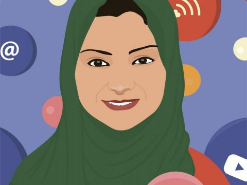 Asmaa Mahfouz, The Vlog that Helped Spark the Egyptian Revolution, 2011