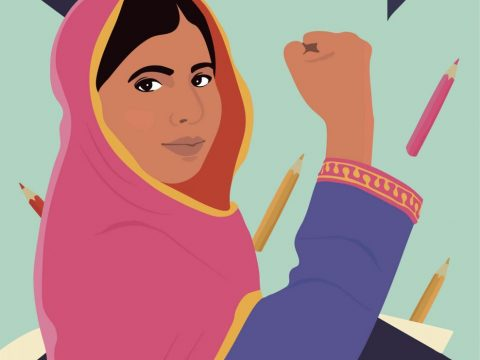 Malala Yousafzai, Nobel Lecture, 2014