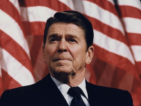 "Ronald Wilson Reagan: A Time for Choosing (aka ""The Speech"")"
