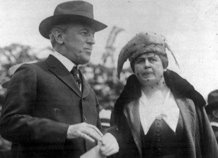 Thomas Woodrow Wilson: The Fourteen Points