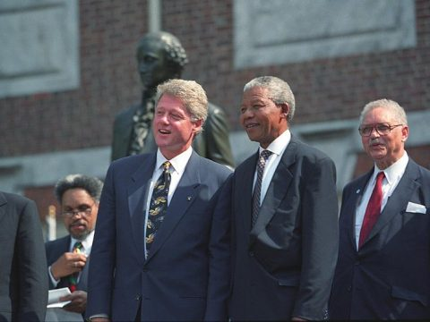 William Jefferson Clinton: Oklahoma Bombing Memorial Prayer Service Address