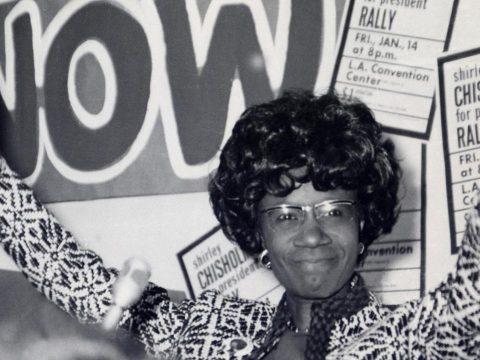 Shirley Anita Chisholm: For the Equal Rights Amendment