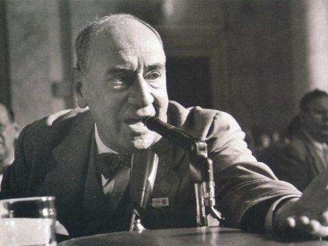 Joseph Nye Welch: Have You Left No Sense of Decency?