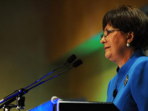 Governor Kathleen Blanco: Address to A Joint Session of the Louisiana State Legislature