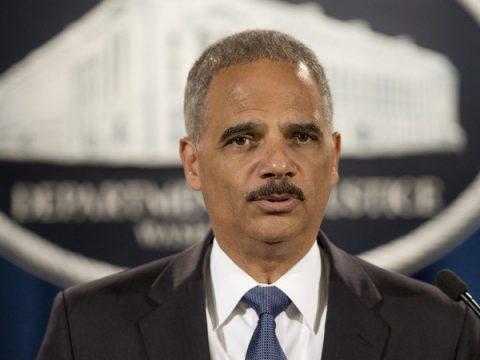 Eric Holder: Speech at the DOJ African-American History Month Program
