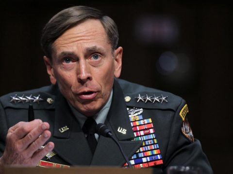 David Petraeus: On the Future of the Alliance and the Mission in Afghanistan