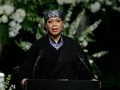 Attallah Shabazz: Remarks at the Funeral Service for Coretta Scott King