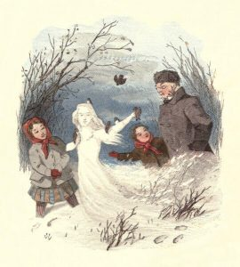 The Snow Image: A Childish Miracle